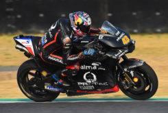 Test Tailandia MotoGP 2018 Buriram fotos 7