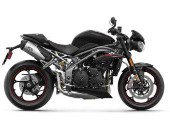 Triumph Speed Triple RS 2018 45