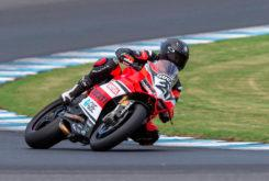 Troy Bayliss Australian SBK 2018