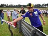 Valentino Rossi recuerdo Marco Simoncelli