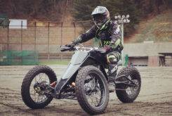 X Tred trike electrica off road