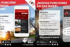 gas biker motorbike magazine