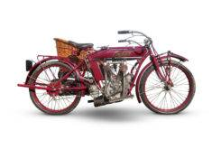 1913 Indian 7hp Model E Combination A›É ›16000 22000