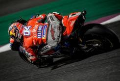 Andrea Dovizioso Test Qatar MotoGP 2018