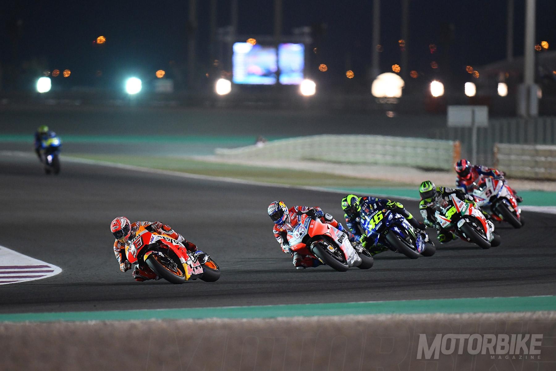 Teledeporte mantiene su apuesta por el Mundial de MotoGP en 2018 - Motorbike Magazine