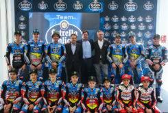 MBK Estrella Galicia 00 motociclismo 2018