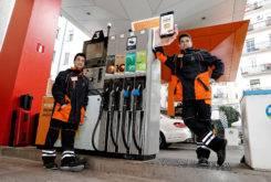 Marc Marquez Dani Pedrosa camara oculta gasolinera 05