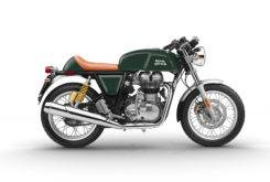 Royal Enfield Continental GT 535 Green