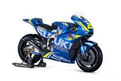 Suzuki GSX RR MotoGP 2018 21