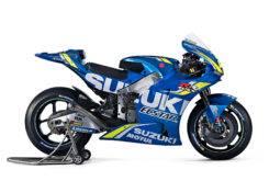 Suzuki GSX RR MotoGP 2018 22
