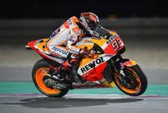 Test Qatar MotoGP 2018 dia 1 2