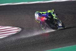 Test Qatar MotoGP 2018 prueba lluvia 6