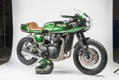 Triumph Bonneville T120 The Mongrel 9