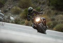 Yamaha MT 07 2018 prueba 006