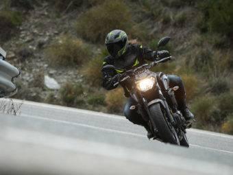 Yamaha MT 07 2018 prueba 007