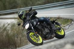 Yamaha MT 07 2018 prueba 015
