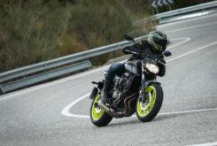 Yamaha MT 07 2018 prueba 020
