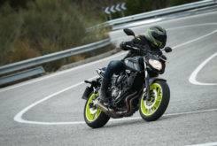 Yamaha MT 07 2018 prueba 021