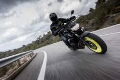 Yamaha MT 07 2018 prueba 037