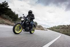 Yamaha MT 07 2018 prueba 039
