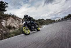 Yamaha MT 07 2018 prueba 042