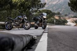 Yamaha MT 07 2018 prueba 045
