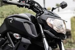 Yamaha MT 07 2018 prueba 062