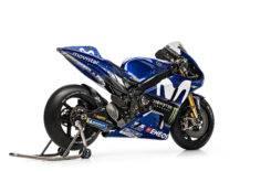 Yamaha YZR M1 MotoGP 2018 19