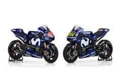 Yamaha YZR M1 MotoGP 2018 2