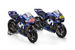 Yamaha YZR M1 MotoGP 2018 5