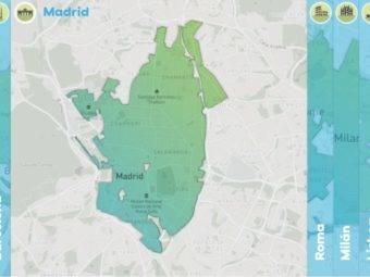 20180426 mapa eCooltra Madrid