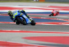 Andrea Iannone FP2 MotoGP Austin 2018