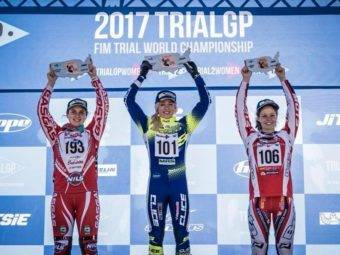 Braktec patrocinador Mundial Trial GP 2