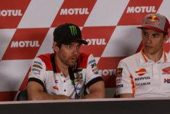 Cal Crutchlow rueda prensa GP Argentina 2018