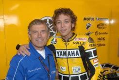 Giacomo Agostini Valentino Rossi