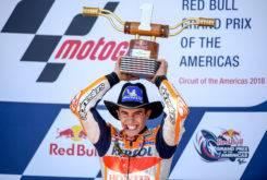 Marc Marquez victoria MotoGP Austin 2018 02