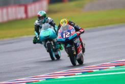 Marco Bezzecchi Moto3 Argentina 2018