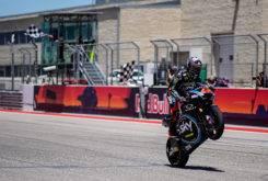 Pecco Bagnaia victoria Moto2 Austin 2018 01