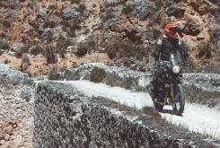 Royal Enfield Himalayan 2018 pruebaMBK107
