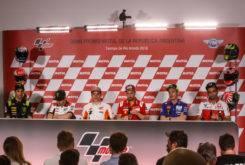 Rueda prensa GP Argentina 2018 MotoGP 2