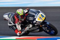 Tony Arbolino Pole Moto3 Argentina 2018