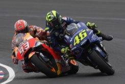 Valentino Rossi Marc Marquez GP Argentina MotoGP 2018
