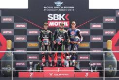 WSBK Assen 2018 carreras 3