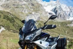 Yamaha Tracer 900GT 2018 pruebaMBK105