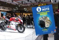 vive la moto madrid 2018