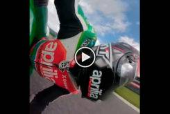 Aleix Espargaro on board Mugello