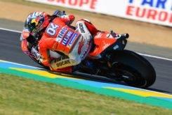 Andrea Dovizioso GP Francia MotoGP Le Mans 2018