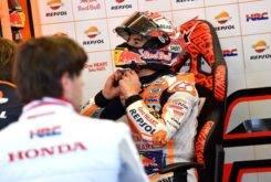 Marc Marquez GP Francia MotoGP Le Mans 2018 viernes 01