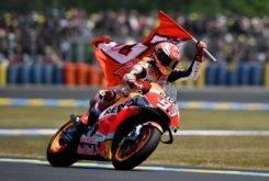 Marc Marquez victoria MotoGP Le Mans 2018 01