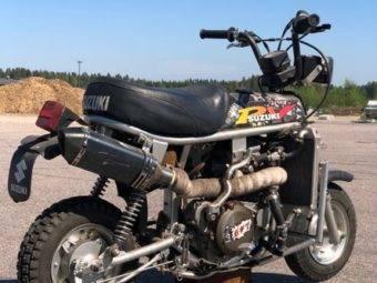 Suzuki PV 450 Stunt Freaks 03